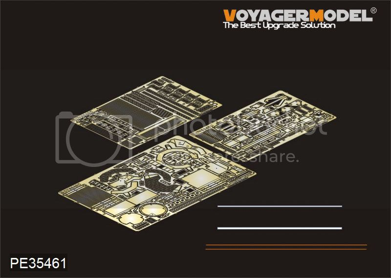 New from Voyager PE35461