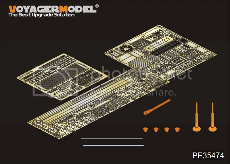 New from Voyager PE35474