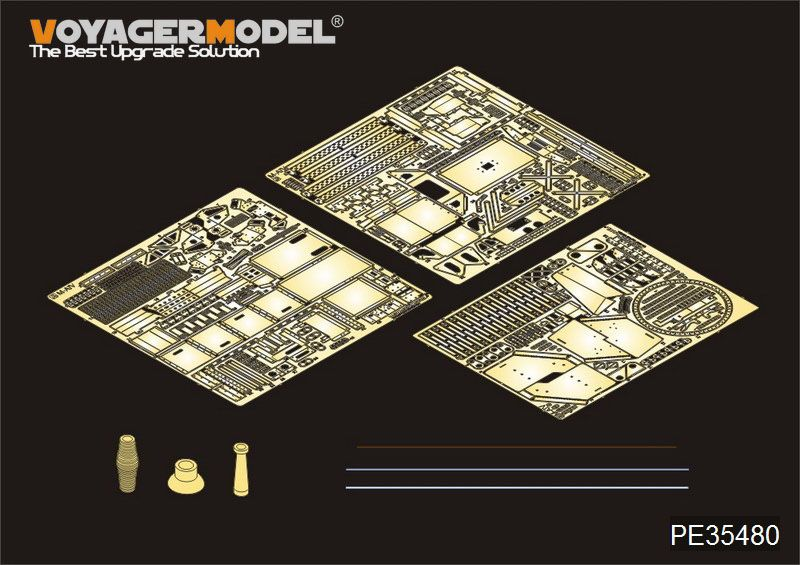 New from Voyager Models PE35480