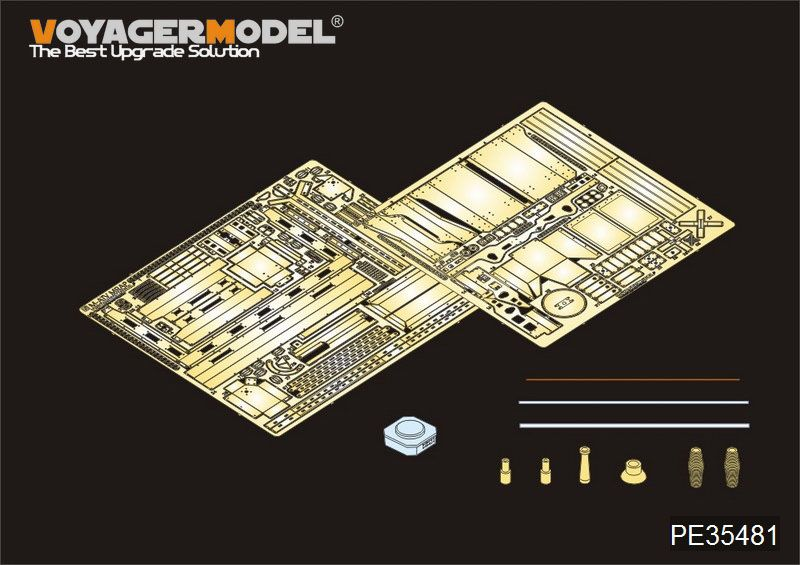 New from Voyager Models PE35481