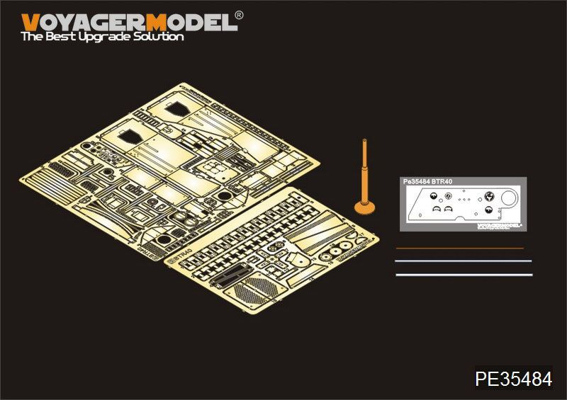 New from Voyager Models PE35484