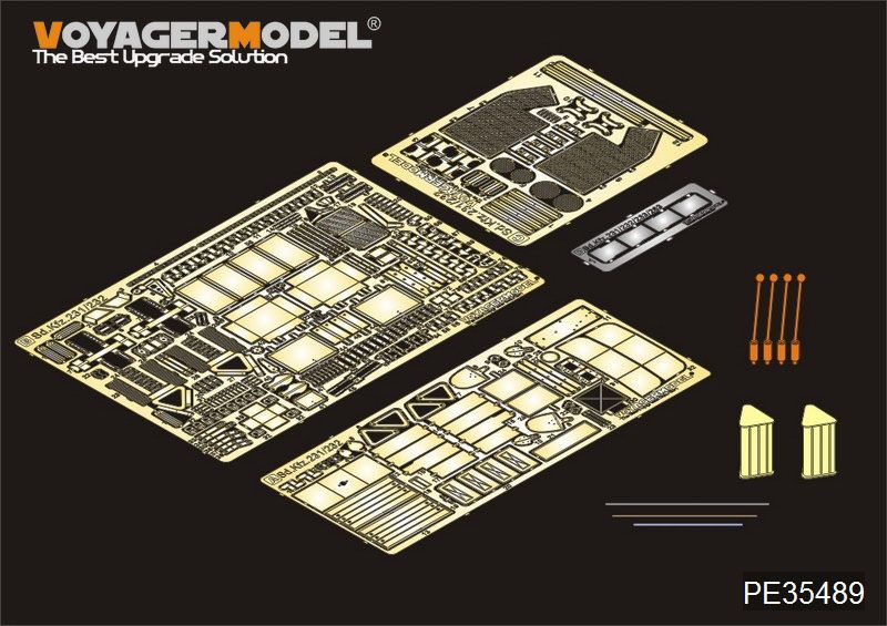 New from Voyager Models PE35489