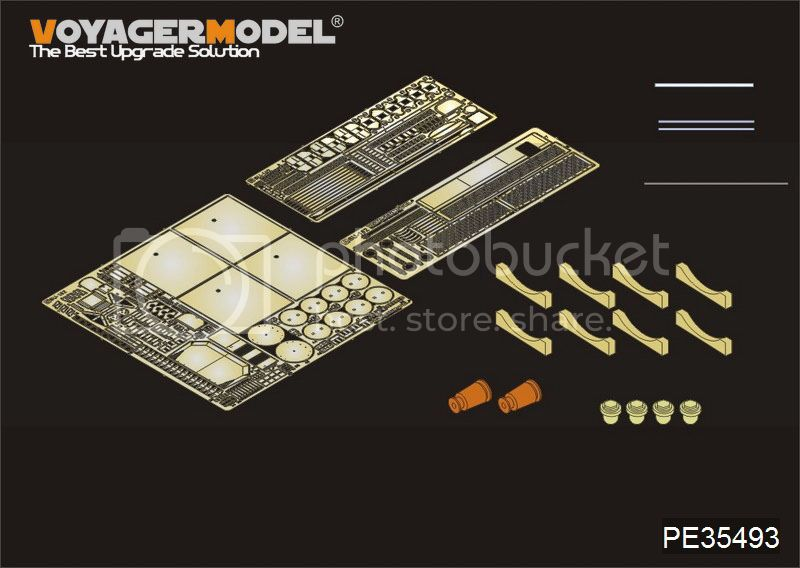 New from Voyager PE35493