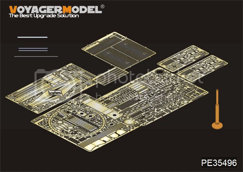 New from Voyager PE35496