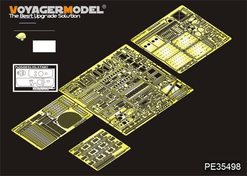 New from Voyager PE35498