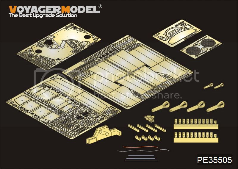 New from Voyager PE35505