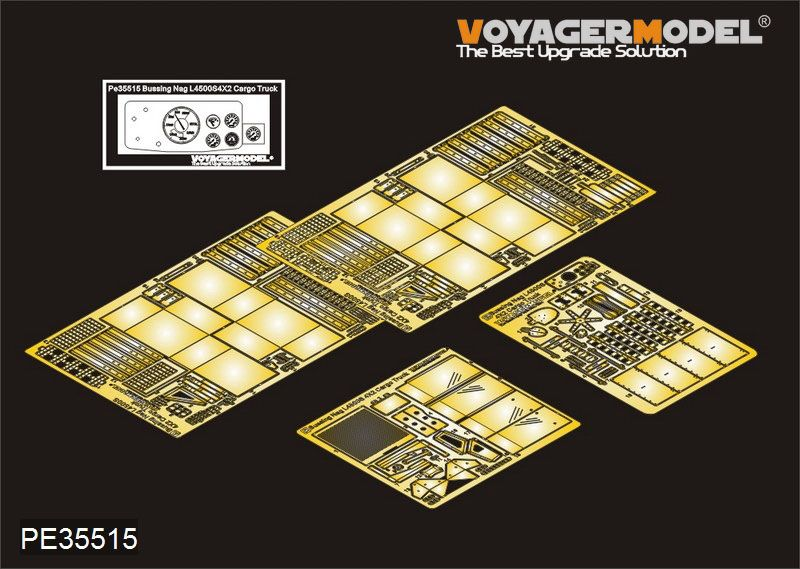 New from Voyager PE35515