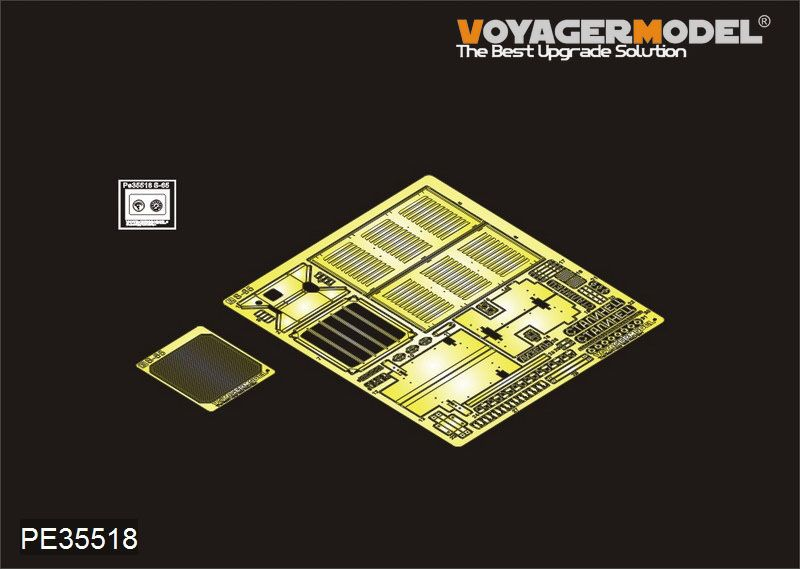 New from Voyager PE35518