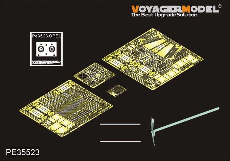 New from Voyager PE35523