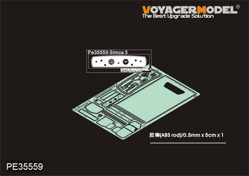 New from Voyager  PE35559