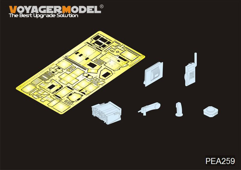 New from Voyager Models PEA259