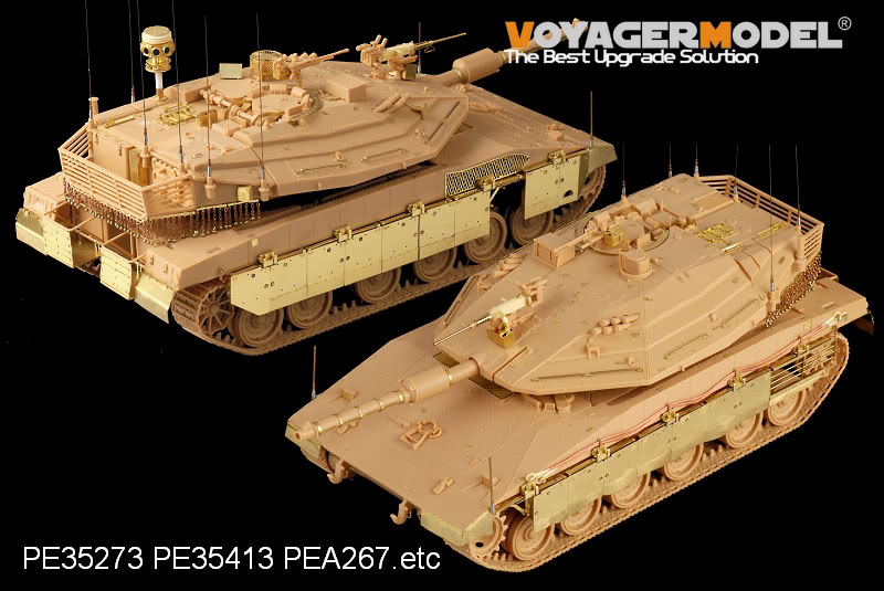 New from Voyager PEA267_05