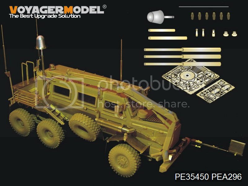New from Voyager PEA296_03