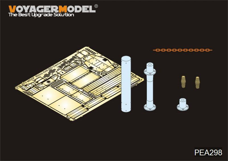 New from Voyager Models PEA298