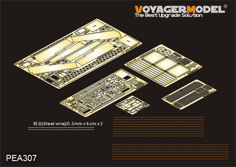 New from Voyager  PEA307