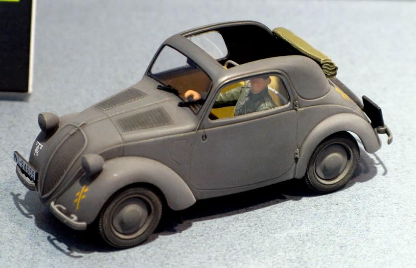 New from Tamiya Simca3