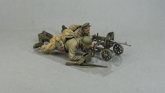New figures from Tank T-121