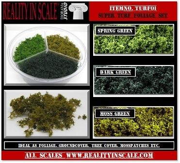 New from Reality in Scale TURF01