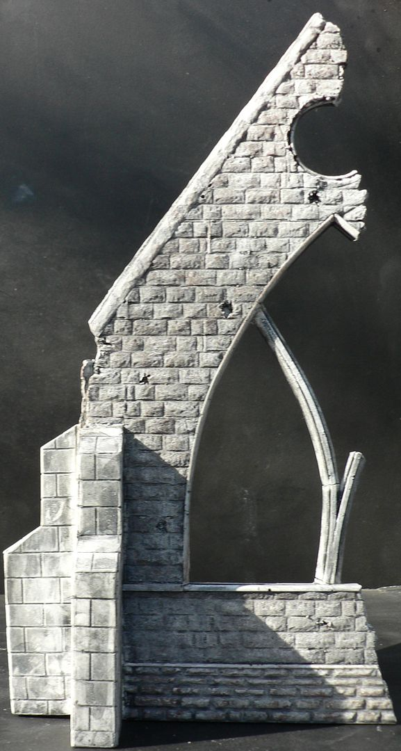 New from Millstone Hobby Products Gothicchurch