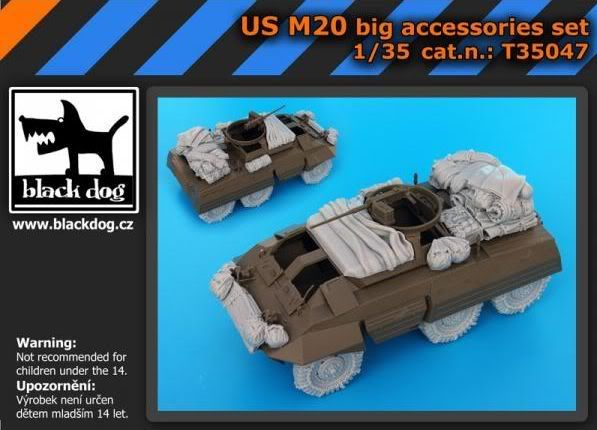 New from Black Dog T35047l