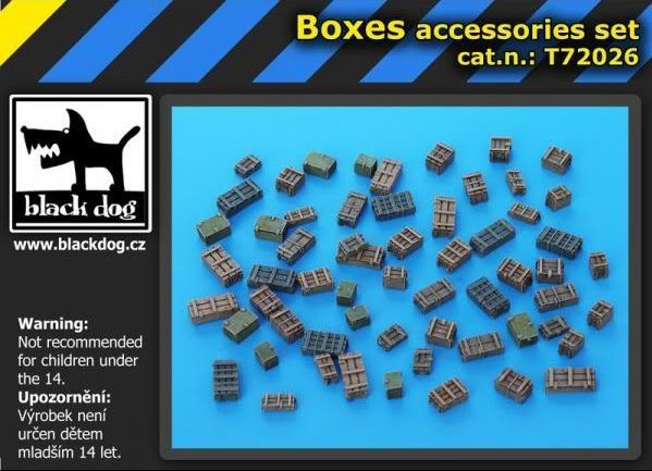 New from Black Dog T72026l