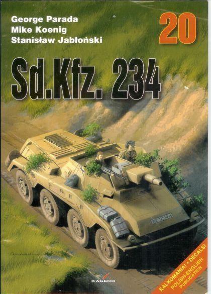 ARMOR PHOTOGALLERY #4 Sd Kfz 234 Book