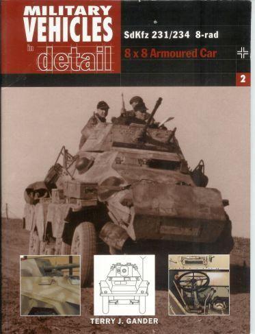 ARMOR PHOTOGALLERY #4 Sd Kfz 234 Book2