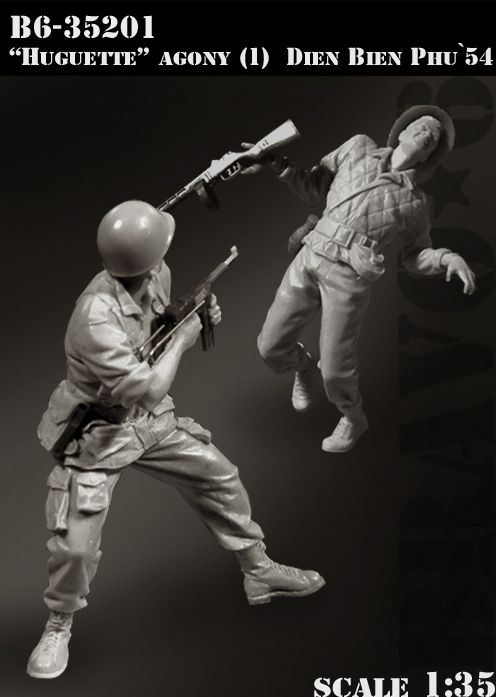 New figure set from Bravo 6 35201bw