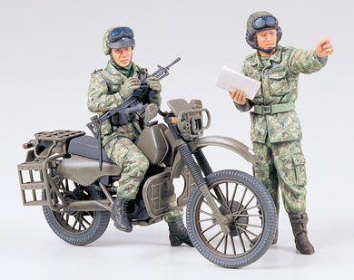 LION ROAR JGSDF Honda XLR 250 Motorcycle update set 35245