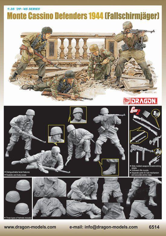 New figure set from Dragon L_DRA6514_MFU6