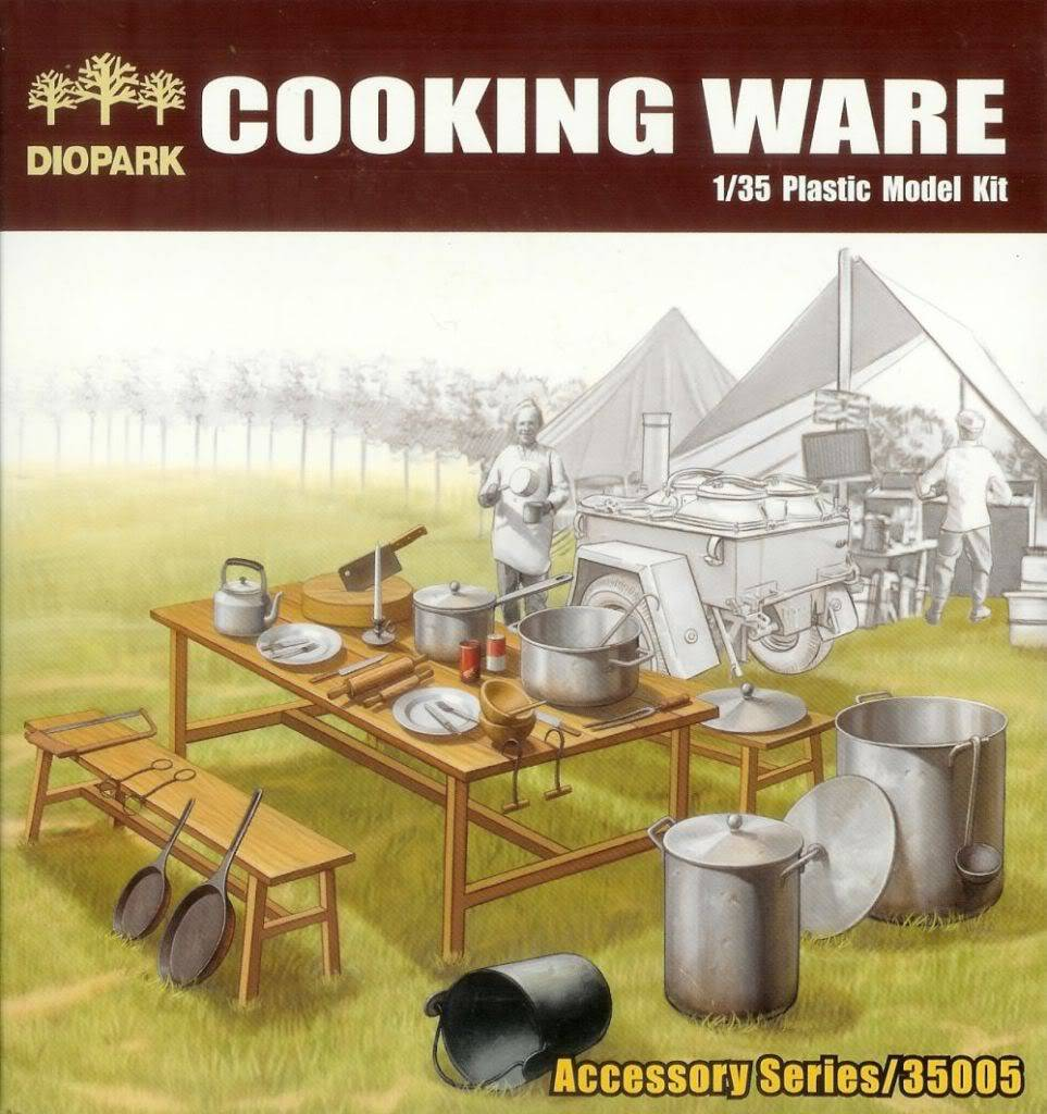 DIOPARK Cooking Ware Cook1