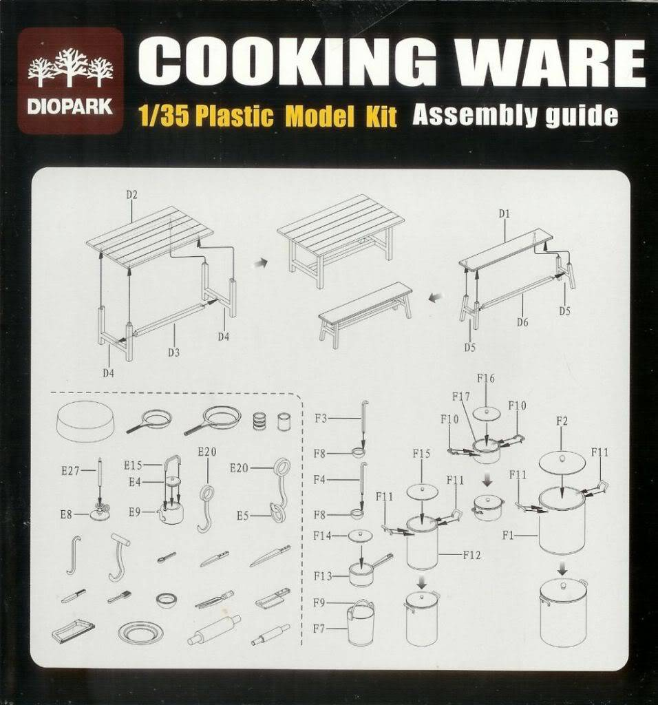 DIOPARK Cooking Ware Cook2