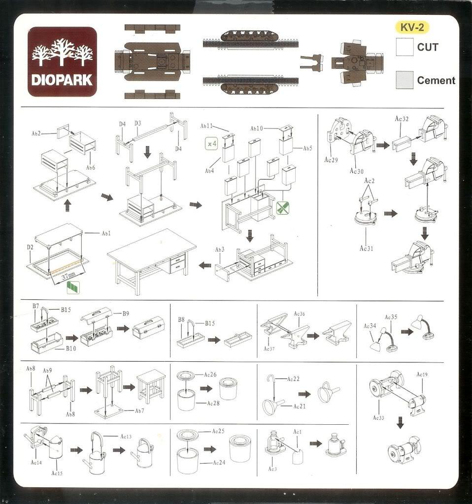 DIOPARK Factory Tools Set 1 Factory2