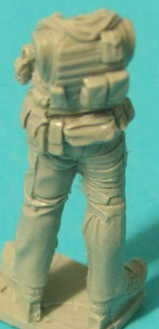 "New World Miniatures Private Military Contractor ""Rambo"" NewworldminiaturesRambo004"