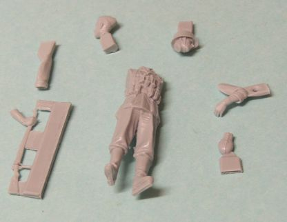 Alpine Miniatures German Infantry Set Figurereviews010