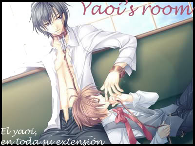 Yaoi's room