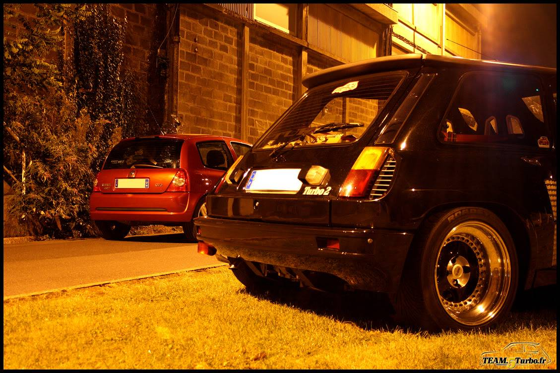 Shooting photo Turbo 2 - Clio RS La5etlaclio184