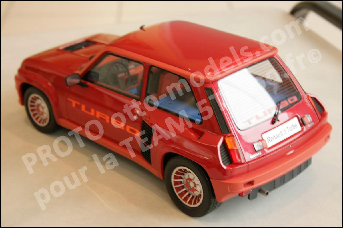 [1/12 OTTOMODELS] Renault 5 Turbo Photo911copie