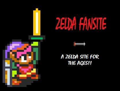 Zelda Fansite