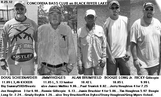 CONCORDIA BASS CLUB (2012) CBC_BRLAug25_LMB