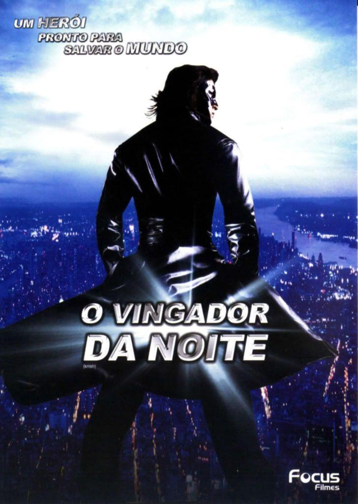 O Vingador da Noite OVingadordaNoite-1