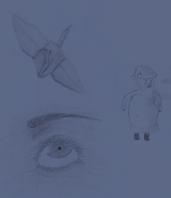 Drawing Class Spam~ Doodlebook