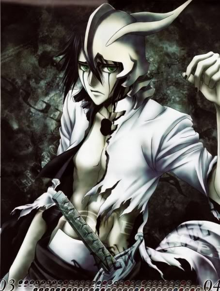 Top 3 des personnages de manga favoris Ulquiorra