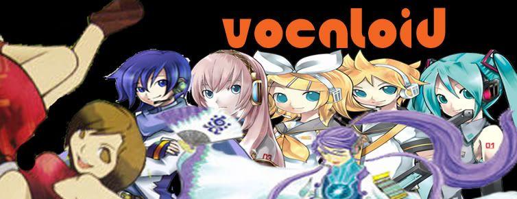 Revisando el armamento para una batalla más... VocaloidBanner