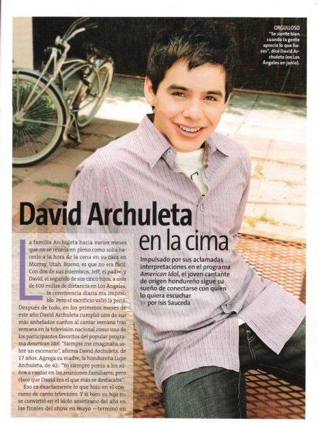 David Archuleta Pictures, Images and Photos