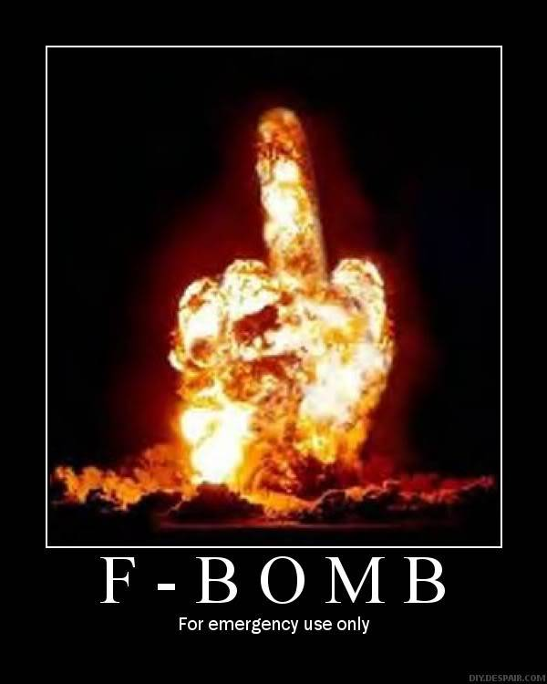 LMAO at this shit F-Bomb