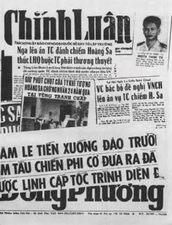 TRƯỜNG SA-HOẢNG SA Tranhoangsabaochinhluan