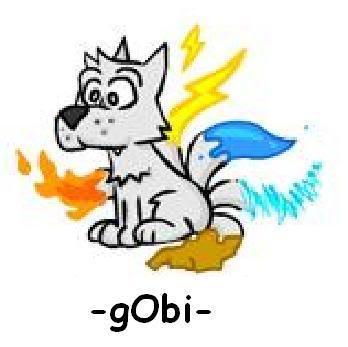 Personajes Gobi-2