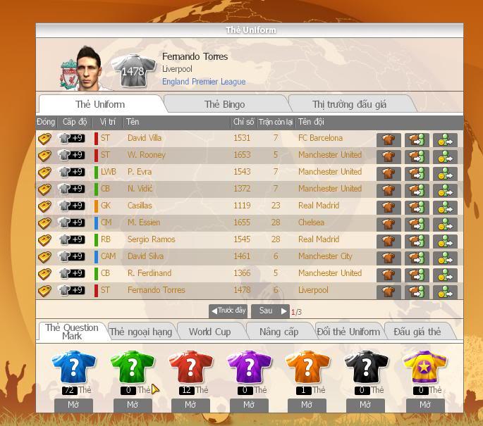 Hack LP,Vcon Và Hack Đội Hình +9 +10 Trong FIFA ONLINE 2 Phiên Bản 2013 234
