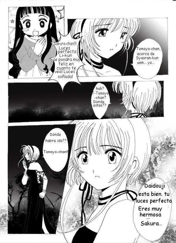 El primer beso de Sakura y Shaoran [CCS] 15